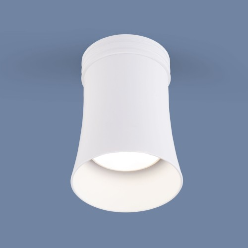 Накладной потолочный светильник DLN100 GU10 WH белый