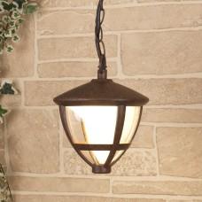 Gala H брауни уличный светодиодный подвесной светильник IP44 GL LED 3001H