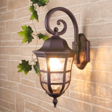 Dorado D кофейное золото уличный настенный светильник GL 1013D
