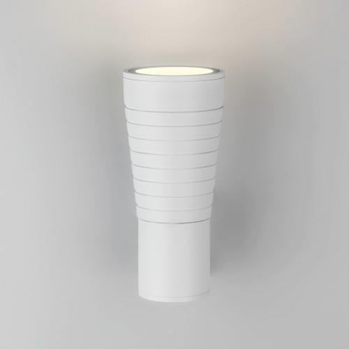 Tube uno белый уличный настенный светодиодный светильник 1503 TECHNO LED