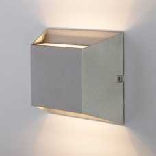 Ofion double алмазный серый уличный настенный светодиодный светильник 1615 TECHNO LED