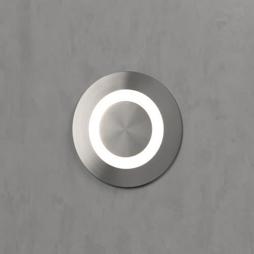 Подсветка для лестниц и дорожек MRL LED 1107 алюминий