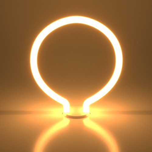 Декоративная контурная лампа Decor filament 4W 2700K E27 BL156