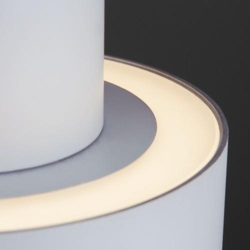 Накладной потолочный светодиодный светильник 50134/1 LED белый
