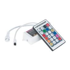 """Контроллер для светодиодной ленты """"Бегущая волна"""" с ПДУ 12V (ИК) IP20 LSC DC12 RW"""