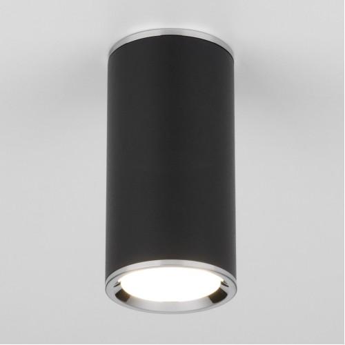 Накладной потолочный светильник DLN101 GU10 BK черный