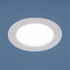 Встраиваемый потолочный светодиодный светильник 9911 LED 6W WH белый
