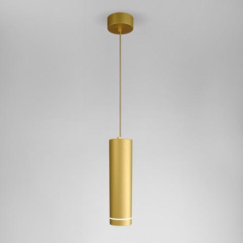 Подвесной светодиодный светильник DLR023 12W 4200K