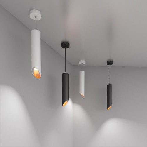 Накладной потолочный светильник 7011 MR16 BK/GD черный/золото