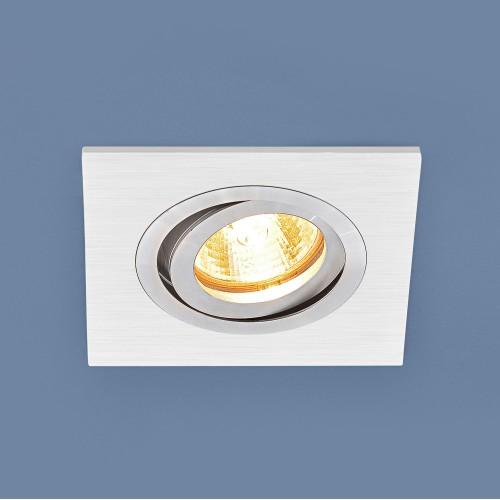 Точечный светильник 1051/1 WH белый