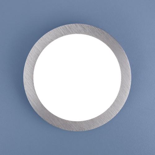 Светильник встраиваемый 5W 4200K SN сатин/никель DSKR80 5W 4200K