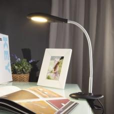 Настольный светодиодный светильник Captor черный TL90300
