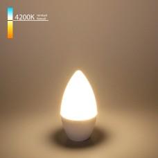 Светодиодная лампа Свеча CD LED 6W 4200K E14