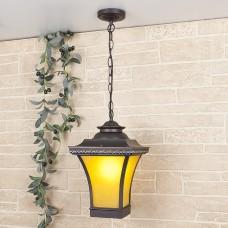 Libra H венге уличный подвесной светильник IP33 GLXT-1408H