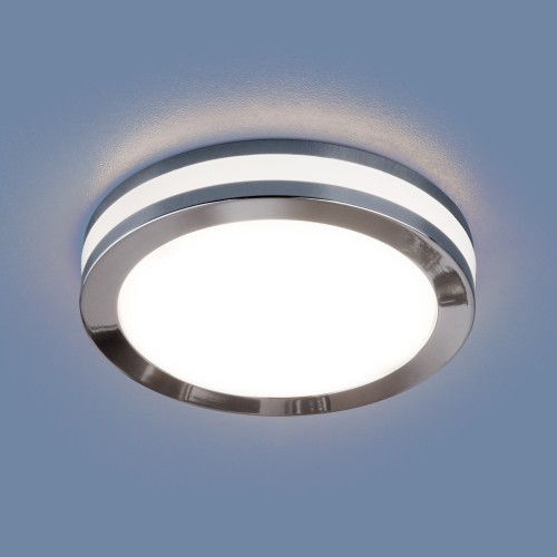 Светильник встраиваемый 5W 4200K CH хром DSKR80 5W 4200K