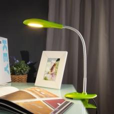 Настольный светодиодный светильник Captor зеленый TL90300