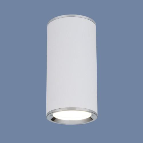 Накладной потолочный светильник DLN101 GU10 WH белый