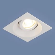 Алюминиевый точечный светильник 6069 MR16 WH белый