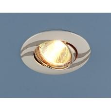 Точечный светильник 8012 MR16 PS/N перл. серебро/никель