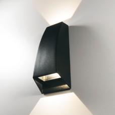 Уличный настенный светодиодный светильник 1016 TECHNO