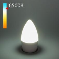 "Светодиодная лампа ""Свеча"" C37 8W 6500K E27 BLE2724"
