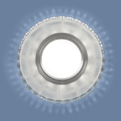 2245 MR16 SL/WH зеркальный/белый 2245 MR16