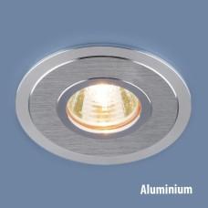 Алюминиевый точечный светильник 2016 MR16 SCH сатин хром