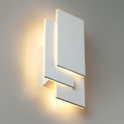 Inside LED белый матовый настенный светодиодный светильник MRL LED 12W 1012 IP20