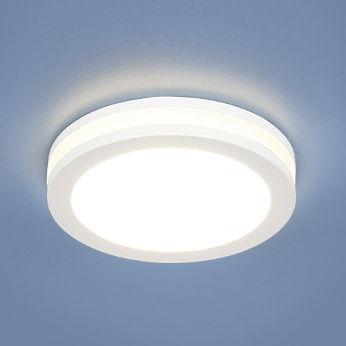 Точечный светильник со светодиодами DSKR80 5W 3300K