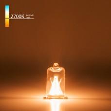 Лампа галогенная G9 220 В 20 Вт прозрачная