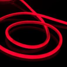 Комплект гибкого неона круглого красного 10 м 9,6 Вт/м 144 LED 2835 IP67 16мм LS003 220V