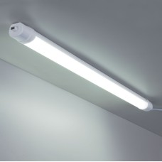 LED Светильник 120 см 36Вт Connect белый пылевлагозащищенный светодиодный светильник LTB34