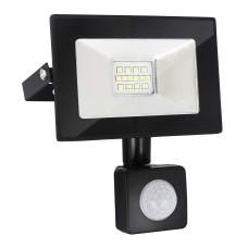 Прожектор светодиодный с датчиком движения и освещенности 016 FL LED 10W 6500K IP54