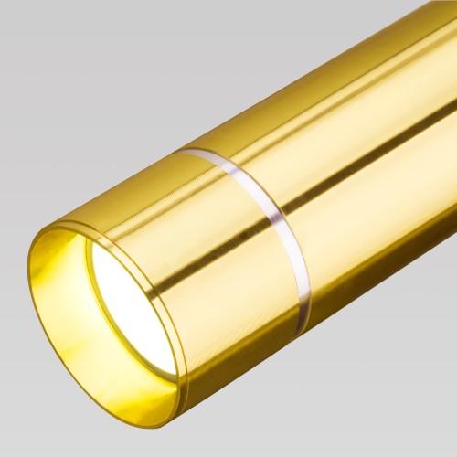 DLN107 GU10 золото DLN107 GU10