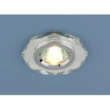 Точечный светильник 8020 MR16 SL зеркальный/серебро