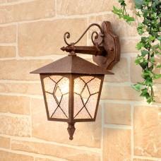 Lyra D брауни уличный настенный светильник GL 1012D