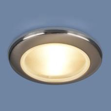 Влагозащищенный точечный светильник 1080 MR16 CH хром