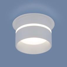 Встраиваемый потолочный светильник 6075 MR16 WH белый