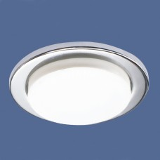 Точечный светильник 1035 GX53 CH хром