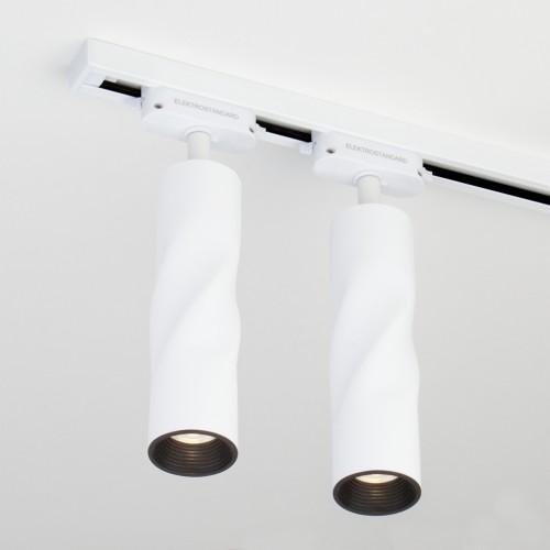 Трековый светодиодный светильник для однофазного шинопровода Royal Белый 5W 4200K LTB26