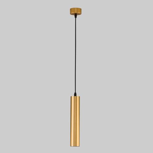 Накладной потолочный светодиодный светильник 50161/1 LED золото