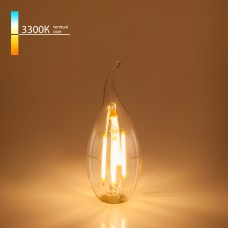 Светодиодная лампа Свеча на ветру BL130 7W 3300K