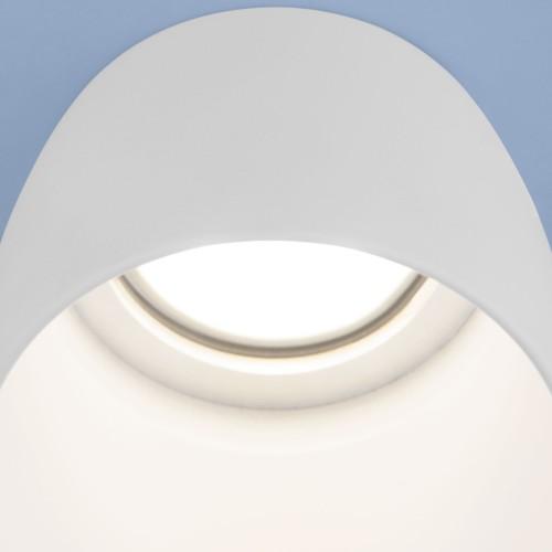 Встраиваемый потолочный светильник 6073 MR16 WH белый