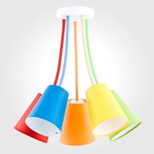 Потолочный светильник 2107 Wire Colour