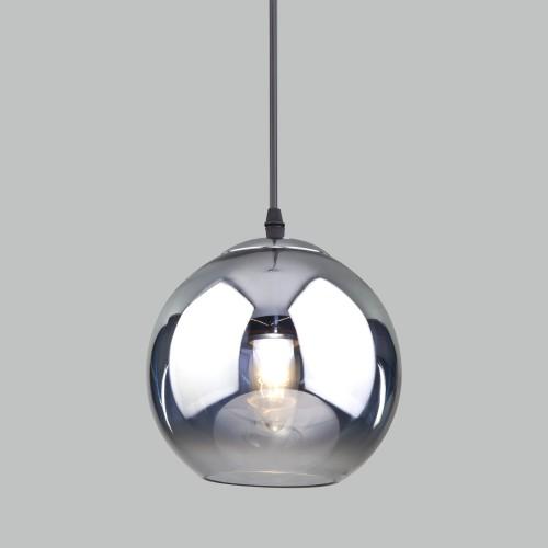 Подвесной светильник со стеклянным плафоном 50200/1 дымчатый