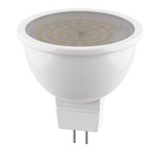 940202 ЛАМПА LED 220V MR16 G5.3 4.5W=40W 195LM 120G FR 3000K 20000H (в комплекте)