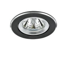 011008 Светильник BANALE WENG CYL MR16/HP16 ВЕНГЕ ХРОМ (в комплекте)