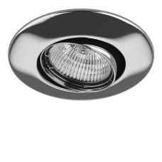 011054 Светильник LEGA 11 ADJ MR11/HP11 ХРОМ (в комплекте)