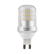 930804 Лампа LED 220V T35 G9 9W=90W 850LM 360G CL 4000K 20000H (в комплекте)