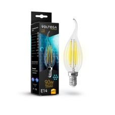 Лампочка светодиодная Candle wind 9W Graphene 7132